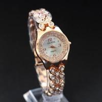 Jam Tangan Wanita / Cewek Murah Guess Mini Diamond Rantai R Jam Tangan