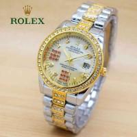 Jam Tangan Wanita / Cewek Rolex Ladies 69 Rantai Diamond Ko Jam Tangan