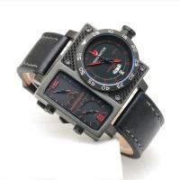 Jam Tangan Pria / Cowok Reddington D701 Original Leather Bl Jam Tangan