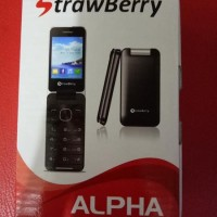strawberry alpha hp lipat layar lebar2.8inc 2sim kamera