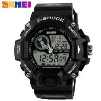 Jam Tangan S-Shock Sport LED Watch Water Resistant 50m - SKMEI 1029