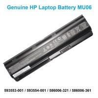 Baterai Original Laptop HP 1000-1431TU, 1000-1432TU Series MU06