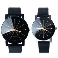 Jual Bluelans Jam Tangan Sports couple - Quartz - Hitam Murah