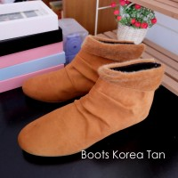 harga Sepatu Boot Korea Onyx Ko5 / Boot Wanita / Sepatu Boots / Sneakers Tokopedia.com