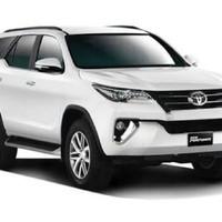 Paket Audio Mobil Toyota All New Fortuner VRZ