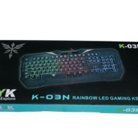 Keyboard Gaming NYK K-03N