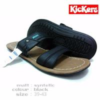 SPESIAL Sandal Kickers Pria / Sandal KICKERS Hitam Keren Murah MURAH ME