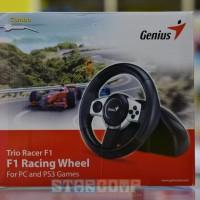 harga Genius Trio Racer F1 Racing Wheel Stir Tokopedia.com
