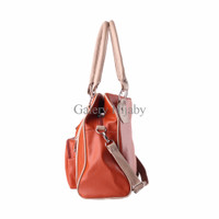 PROMO Tas Wanita   Handbag & Shoulder Bag   Coklat - Inficlo SNP 296