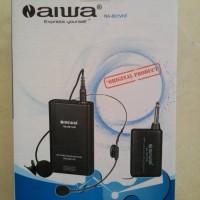 Jual Mic Wireless Aiwa Clip On ORIGINAL Murah