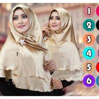 Double Velvet - Jilbab / Hijab / Kerudung / Khimar