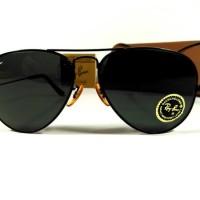 Kacamata Sunglasses RAYBAN BL USA ORIGINAL AVIATOR Size 62