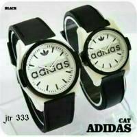 Jam Tangan Couple / Jam Tangan Adidas