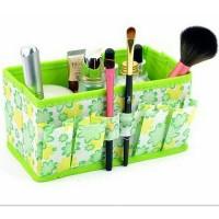 desktop Cosmetic storage box organizer lipstick naked nyx blush on