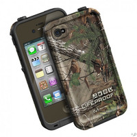 LifeProof Fre Case iPhone 5/5S - Xtra Green/OD Realtree