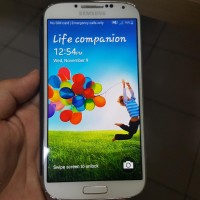 Samsung Galaxy S4 16GB White Frost (SECOND) PREORDER KODE 214