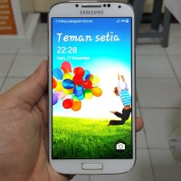 Samsung Galaxy S4 16GB White Frost (SECOND) PREORDER KODE 244