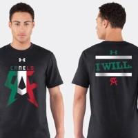T shirt Under Armour Canelo Italy - Anime