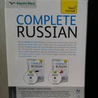 "BUKU BAHASA RUSIA ""  PAKET COMPLETE RUSSIAN """