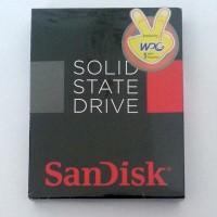 """Sandisk SSD 256 GB Z400s 2.5"""" Hardisk"""