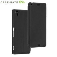 SALE!! CASE-MATE Stand Folio Sony Xperia Z3 - Z3 Dual Original - Black