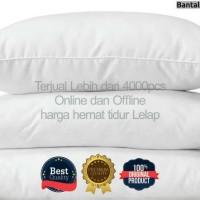 Jual Bantal Tidur Standar Hotel /Bantal Tidur Silikon Murah