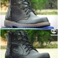 sepatu boots timberland safty casual