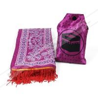 Jual Sajadah Tas Travel Dompet Cetet Kecil Silky Motif Warna Grosir Murah Murah