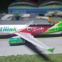 "Citilink Air ""Kapal Api"" A320-200 PK-GLC by Phoenix"