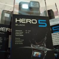 Jual Gopro Hero 5 Black Garansi Resmi Gratis ONGKIR Murah