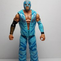REY MYSTERIO ACTION FIGURE MATTEL WWE ELITE EXCLUSIVE LOOSE MAINAN TOY