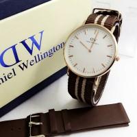 Jam Tangan Pria Wanita Daniel Wellington 011