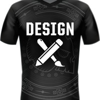 Jersey Custom/Desain Sendiri