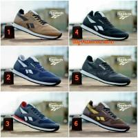 Sepatu Pria Olahraga Sepatu Running Reebok Classic Vietnam Brown