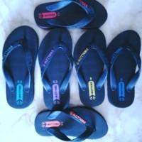 Sandal Jepit - Sendal Jepit Swallow Hitam Anak