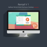 Software Aplikasi Rental Mobil dan Penyewaan Mobil Original Desktop