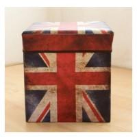 Storage Box BRITISH FLAG / Box Serbaguna