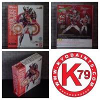 SHF Sigurd Cherry Energy Arms MISB NEW ORI Kamen Rider Gaim Series