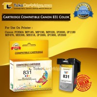 Cartridge Canon CL831 CL 831 CL-831 Color iP1880 IP1980 MP198 Recycle