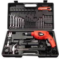 Black + Decker Hammer Drill Kitting Set 550W HD560KB1