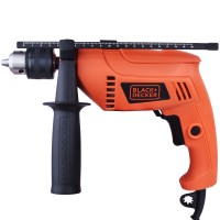 Black + Decker Hammer Drill Carton 550 Watt 13 Mm HD555B1