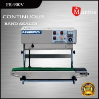 Mesin Continuous Vertical Band Sealer Powerpack FR-900V Promo