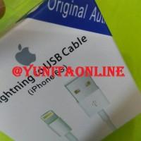 Jual 100% ORIGINAL Kabel Data Charger Iphone 6s 6 5s 5 5c 5G Ipod Ipad Data Murah
