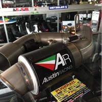 AUSTIN RACING GP2R KAWASAKI ZX10R