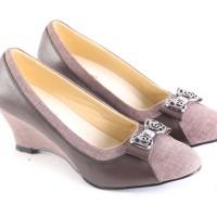 Sepatu Pantofel Wanita, Sepatu Kerja Kantor Wanita, Sepatu GARSEL L 601