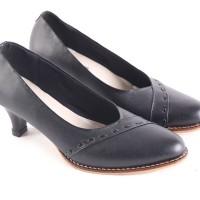Sepatu Pantofel Wanita, Sepatu Kerja Kantor Wanita, Sepatu GARSEL L 608