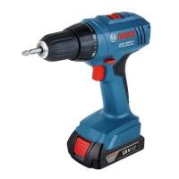 Cordless Drill / Bor Baterai Bosch GSR 1800 LI Baru | Mesin Bor Duduk
