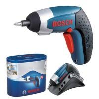 Bor Obeng Baterai / Cordless Bosch IXO 3 Baru | Mesin Bor Duduk Dan Bo