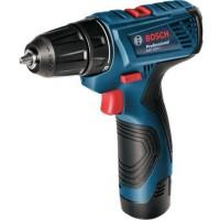 Cordless Drill / Bor Baterai Bosch GSR 120 LI Baru | Mesin Bor Duduk D