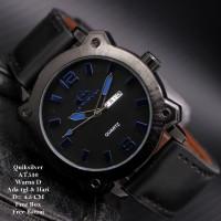 Jam Tangan Pria / Jam Tangan Murah Quiksilver Alfonso Black In Blue